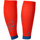 """Gococo Compression Calf Sleeve Superior Socks Orange/Petroleum"""